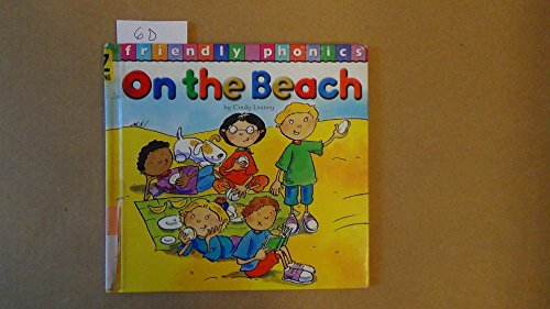 On the Beach (b) (Friendly Phonics) (1590541081) by Leaney, Cindy