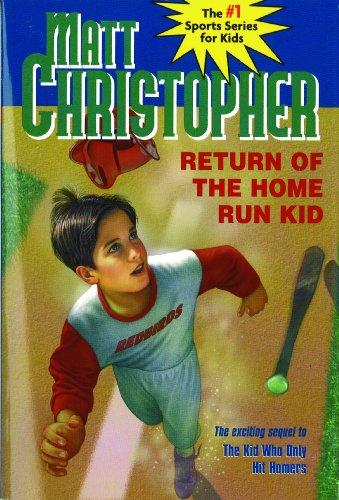 Return of the Home Run Kid: Christopher, Matt