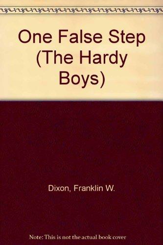9781590548462: One False Step (The Hardy Boys)