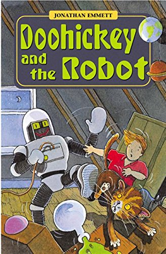 Doohickey and the Robot: Jonathan Emmett