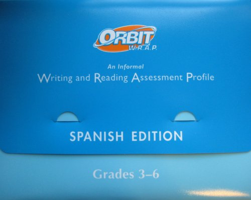 9781590552681: Orbit W.R.A.P. Package, Spanish Edition Grades 3-6 (Writing and Reading Assessment Profile)