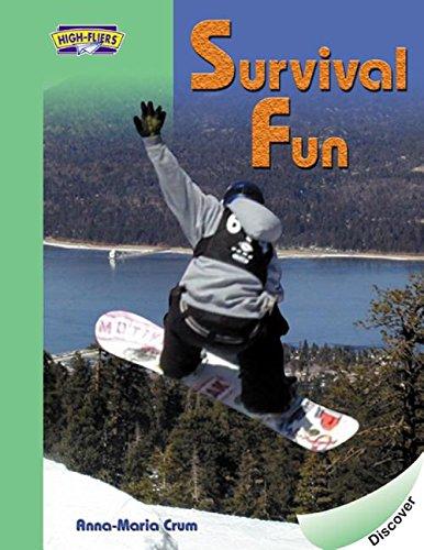 9781590554661: Survival Fun (High-Fliers)