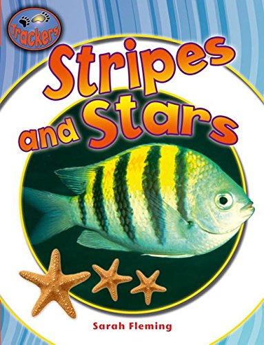 9781590557587: Stripes and Stars (Trackers)
