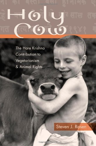 9781590560662: Holy Cow: The Hare Krishna Contribution to Vegetarianism and Animal Rights