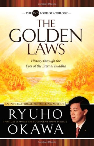 9781590562413: The Golden Laws: History Through the Eyes of the Eternal Buddha