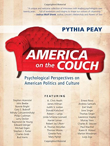 9781590564400: America on the Couch: Psychological Perspectives on American Politics and Culture