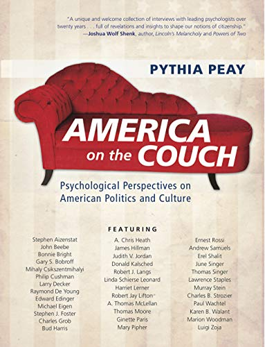 9781590564882: America on the Couch: Psychological Perspectives on American Politics and Culture