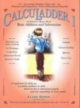 9781590570036: CalcuLadder 1: Basic Addition and Subtraction (Classic Edition) (A Learning Vitamins Unit)