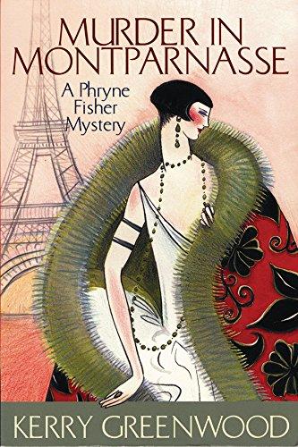 9781590580424: Murder in Montparnasse: A Phryne Fisher Mystery