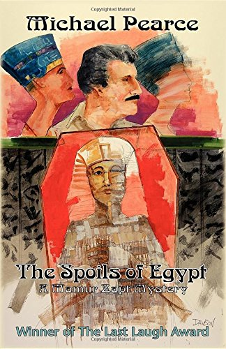 9781590580585: The Spoils of Egypt (Mamur Zapt Mysteries)