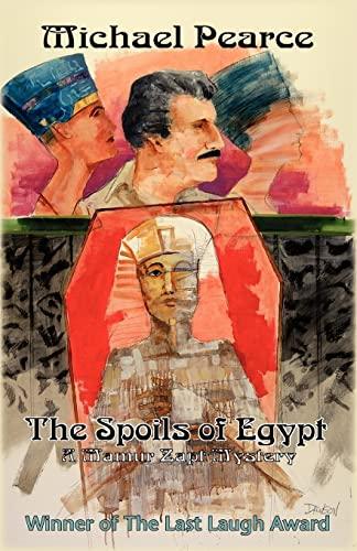 9781590580585: The Spoils of Egypt (Mamur Zapt Mysteries)