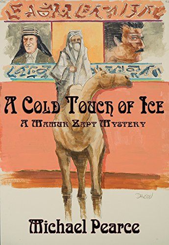 9781590580653: A Cold Touch of Ice (Mamur Zapt Mysteries)