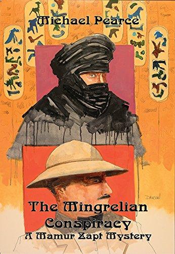 9781590580691: The Mingrelian Conspiracy (Mamur Zapt Mysteries)