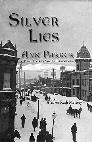SILVER LIES (SIGNED): Parker, Ann