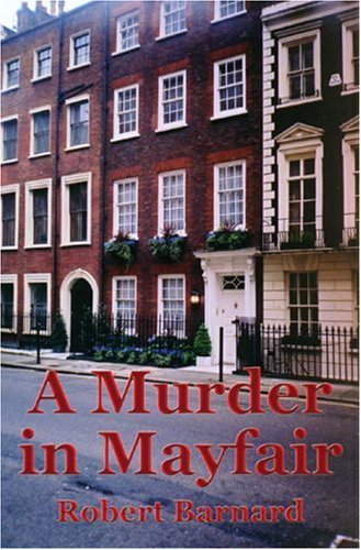 9781590580813: Murder in Mayfair, A [LARGE TYPE EDITION] (Missing Mysteries)