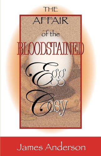 9781590580974: Affair of the Bloodstained Egg Cosy, The (Inspector Wilkins Mysteries)