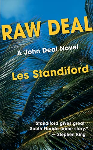 9781590581063: Raw Deal (John Deal Series)