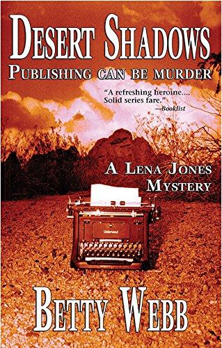 9781590581131: Desert Shadows (Lena Jones Mysteries)