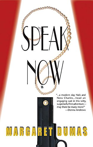 SPEAK NOW (SIGNED): Dumas, Margaret