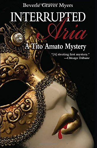 9781590581254: Interrupted Aria [LARGE TYPE EDITION] (Tito Amato Series)