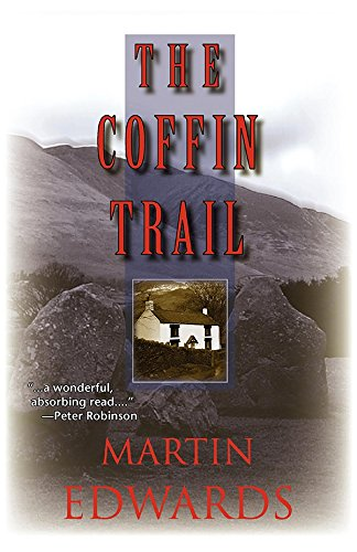 9781590581544: Coffin Trail, The [LARGE TYPE EDITION] (Lake District Mysteries)