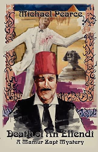9781590581780: Death of An Effendi (Mamur Zapt Mysteries)