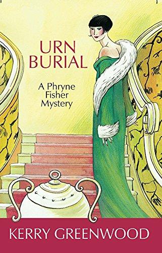 9781590582138: Urn Burial (Phryne Fisher Mysteries)
