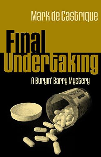 Final Undertaking: Castrique, Mark De