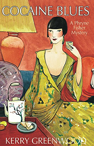 Cocaine Blues (Phryne Fisher Mysteries): Greenwood, Kerry