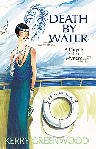 9781590582466: Death by Water (A Phryne Fisher Mystery)