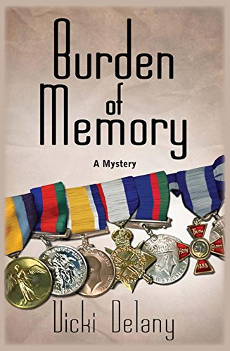 9781590582671: Burden of Memory [LARGE TYPE EDITION]