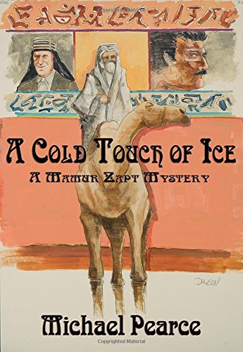 9781590582954: A Cold Touch of Ice: A Mamur Zapt Mystery