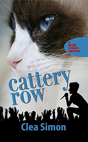 9781590583067: Cattery Row (Theda Krakow Mysteries, No. 2)