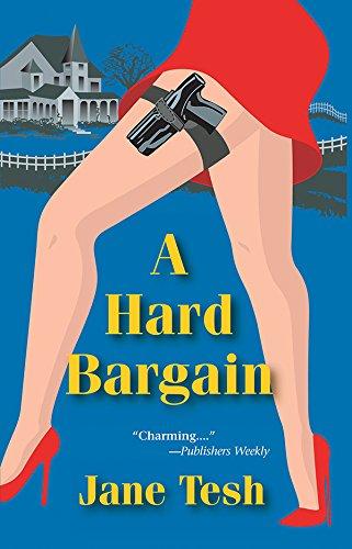 9781590583555: Hard Bargain (Large Type) (Madeline Maclin Series)