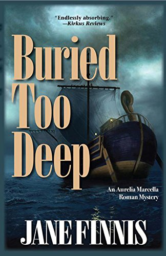 Buried Too Deep +++ SIGNED BY AUTHOR ++++