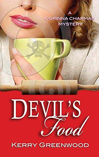 9781590584286: Devil's Food (Corinna Chapman Mysteries)