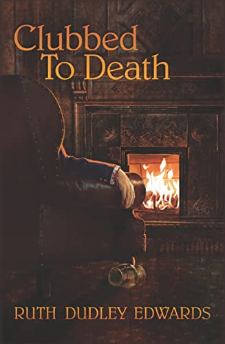 9781590584361: Clubbed To Death (Robert Amiss/BaronessJack Troutbeck Mysteries)