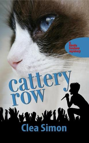 9781590584668: Cattery Row (Theda Krakow Mysteries, No. 2)