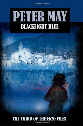 9781590585528: Blacklight Blue: The third Enzo File (Enzo Files)