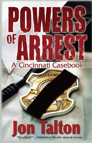 9781590585566: Powers of Arrest (Cincinnati Casebooks)