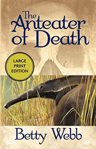 9781590585610: The Anteater of Death (Gunn Zoo Series)