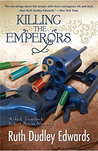 9781590586396: Killing the Emperors: Robert Amiss/Baroness Jack Troutbeck Mysteries (Robert Amiss/Baronness Jack Troutback Mysteries)