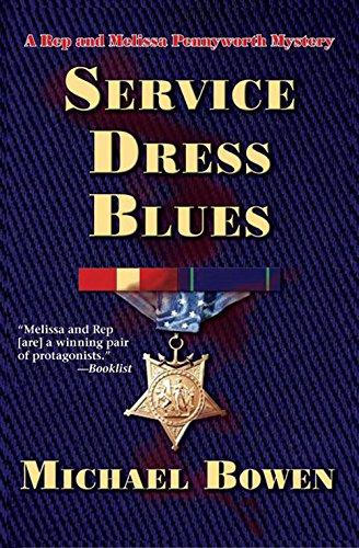 9781590586679: Service Dress Blues (Rep & Melissa Pennyworth Series)