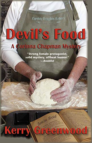 9781590586747: Devil's Food (Corinna Chapman Mysteries)