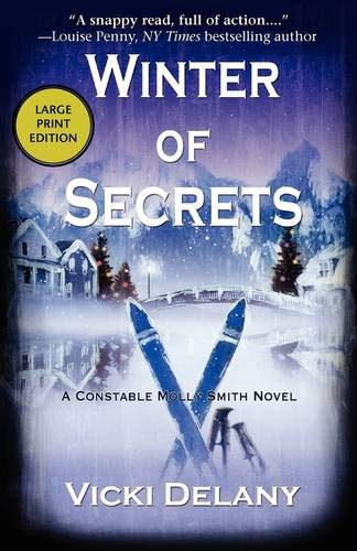 9781590586778: Winter of Secrets: Trafalgar Mystery (Constable Molly Smith)