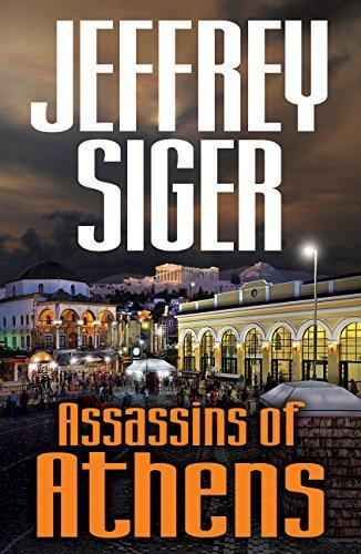 9781590586891: Assassins of Athens: An Inspector Kaldis Mystery (Chief Inspector Kaldis)