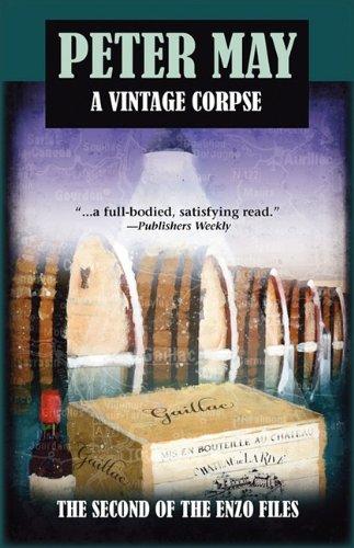 9781590587706: A Vintage Corpse