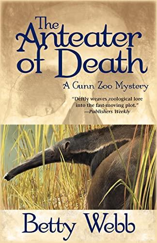 9781590587744: The Anteater of Death (Gunn Zoo Series)