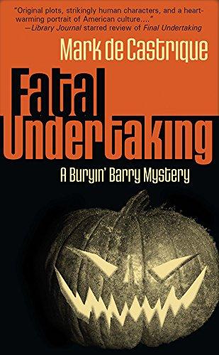 9781590588017: Fatal Undertaking (Buryin' Barry Mysteries, No. 5)