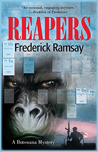 9781590588062: Reapers (Botswanna Series)